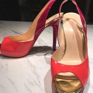 Audrey Brooke Stilettos - worn